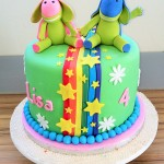Lollos and Lettie cake