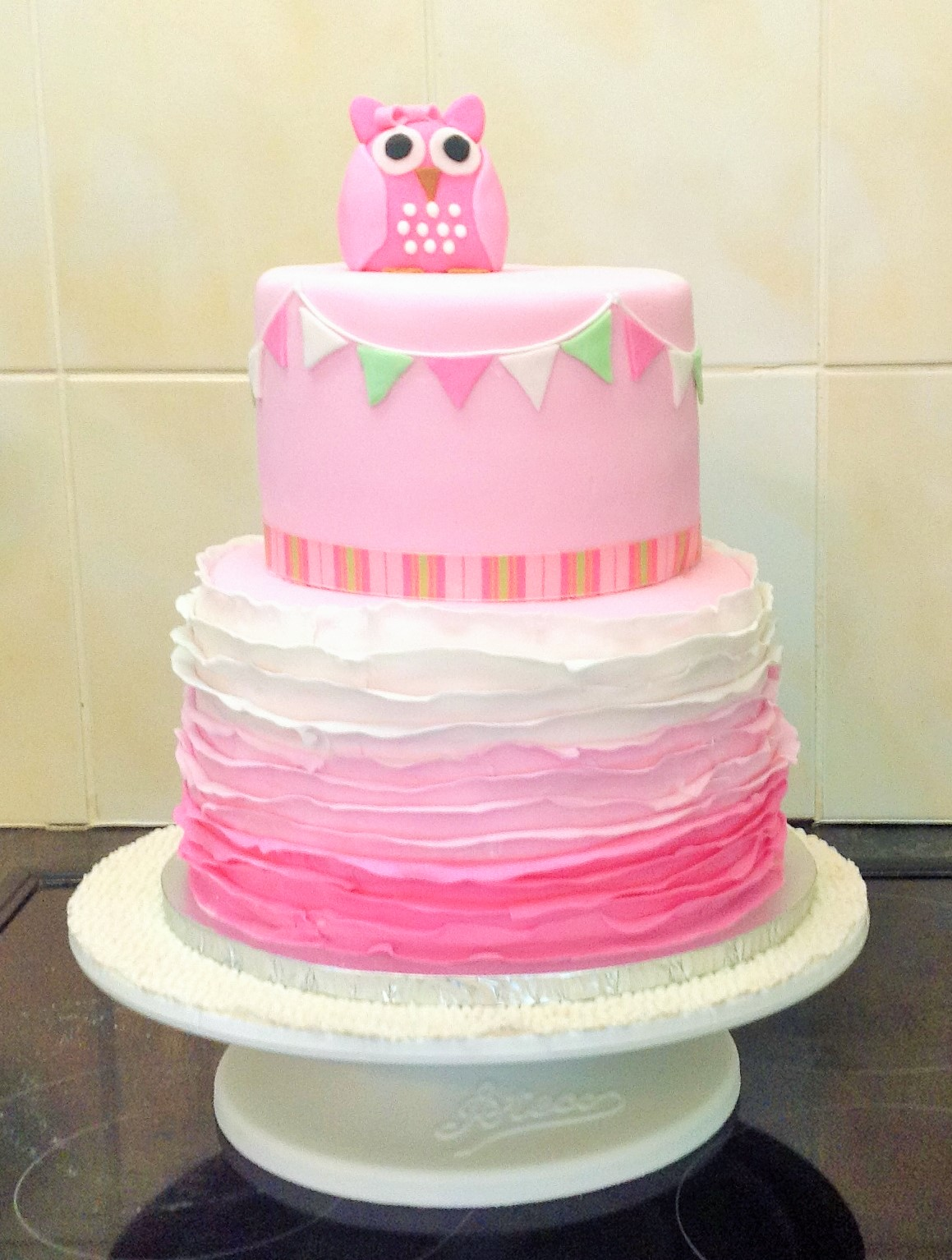 Images Of Ombre Cakes