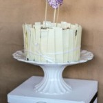 Vintage wedding - Carrot cake